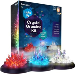 Crystal Growing Kit by Dan&Darci