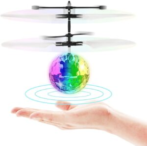 Disco Helicopter Flying Drone