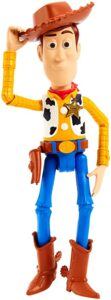Disney Toy Story Talking Woody Figure