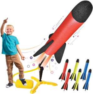 Motoworx Toy Rocket Launcher for kids