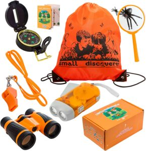 Outdoor Exploration Set by Small Discoverer