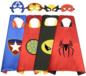 Superhero Capes by Roko