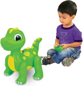 The Learning Journey Early Learning - Remote Control ABC Dancing Dino – Toddler Toys