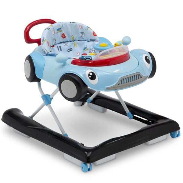 Delta Children First Race 2-in-1 Walker