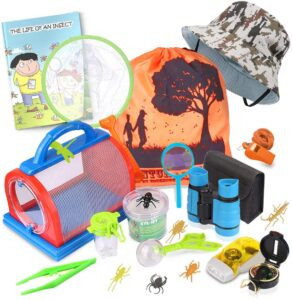 Outdoor Explorer Kit & Bug Catcher Kit by ESSENSON