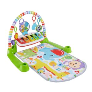 The Fisher-Price Deluxe Kick 'n Play Piano Gym
