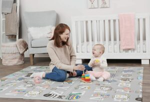 The Regalo Sensory & Learning My Play Mat