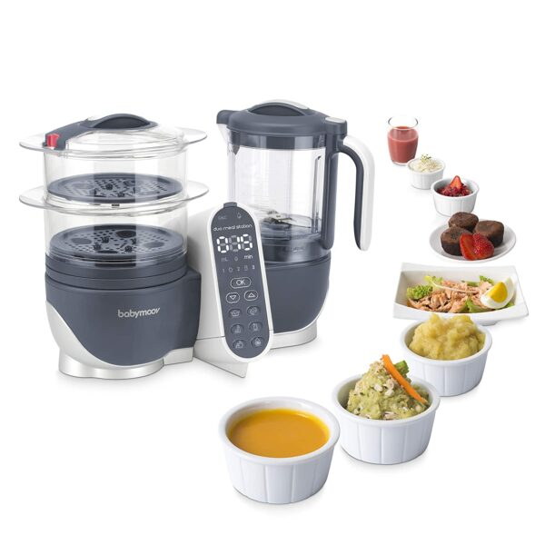 Duo Meal Station Food Maker - Feature